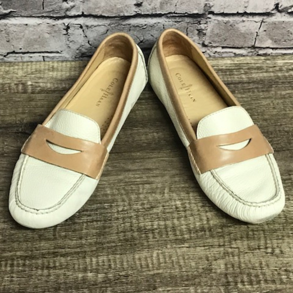 7bf16b258f6 Cole Haan Shoes - Cole Haan Air Women s SADIE DRIVER Penny Loafers